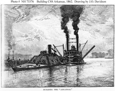 Building the CSS Arkansas