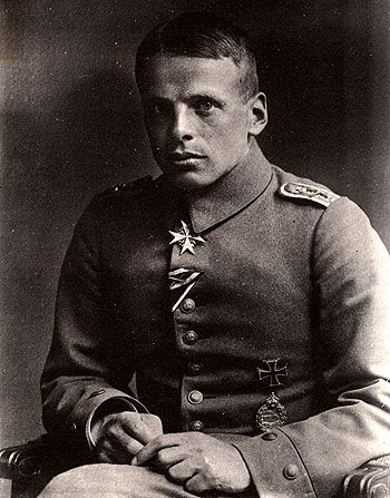 Oswald Boelcke, Mentor of the Red Baron