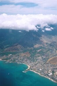 Island of Oahu  (Source: Cheryl Rogers)