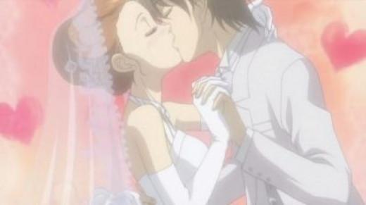 Lovey-dovey Irie couple^^