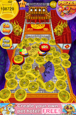 Over 108,700 coins collected Coindozer NY