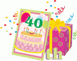 40th Birthday Gift Ideas Hubpages