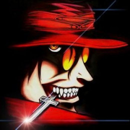 Admit it, Alucard's got style. His masculinity and rakish charm just draws you in. Plus, he can literally change his physical form! Talk about being versatile.