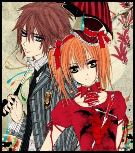 Shiki and Rima