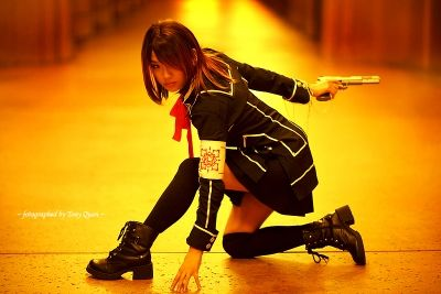 The Beautiful Yuki Cross in Cosplay