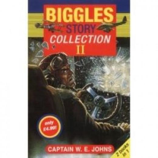 Biggles Stories