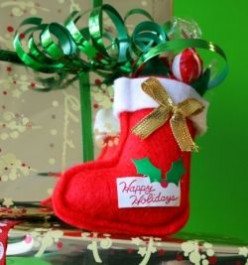 Easy Christmas Stocking Ideas
