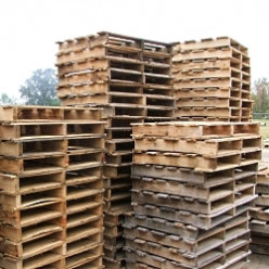 Recycling Wood Pallets