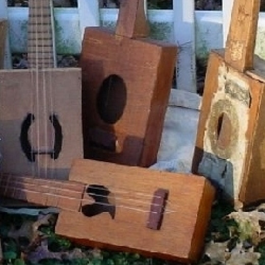 how to make a cigar box guitar youtube