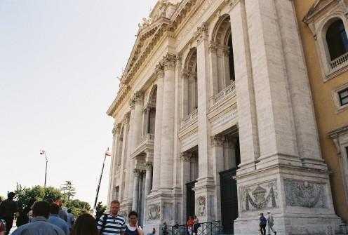 St. John Lateran Basilica.