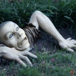 Lawn and Garden Zombies