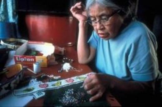 Native American Elders Teach Us Respect