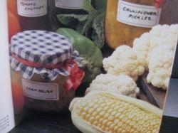 Microwave Pickle ingredients. Photo Credit - Elsie Hagley