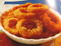 Squid Rings. Photo Credit - Elsie Hagley