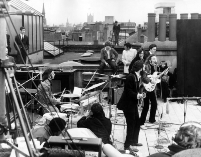 The Beatles - Last Concert Ever