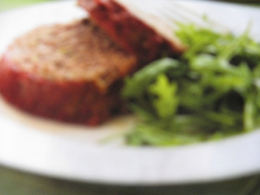 Barbecue Sauce Meatloaf