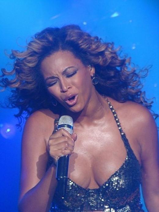 Photo Credit - http://en.wikipedia.org/wiki/Beyonce