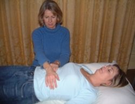 Reiki Healing. Photo Credit - http://en.wikipedia.org/wiki/Reiki