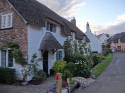 Typical English village like Ledwardwine