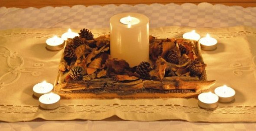 Ideas for centerpieces for thanksgiving
