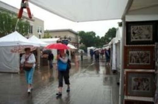Iowa City Summer Of The Arts Festival