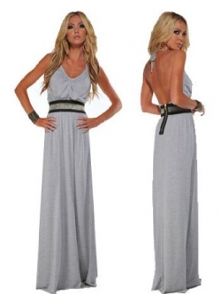 long length Maxi dress,