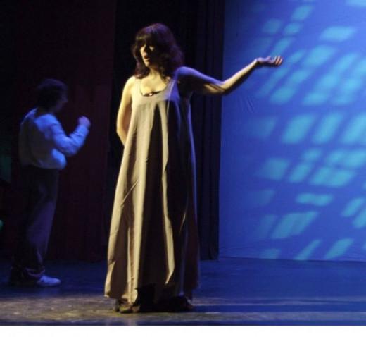 Blanca (Soprano): Marisu Pavón