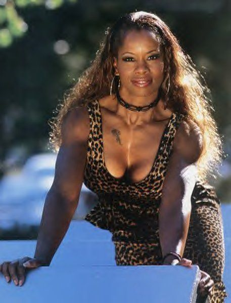 WWF, WWE and TNA veteran,Jacqueline