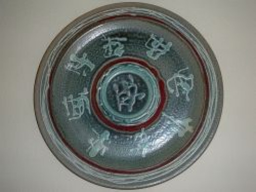 Memento from a ceramicist friend