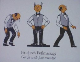 Electric Foot Massagers.