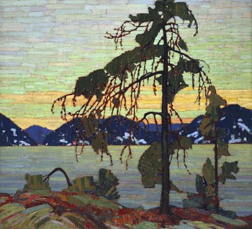Jackpine by Tom Thomson
