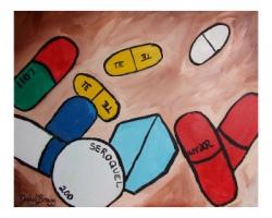 pills-  medication - addiction - codine