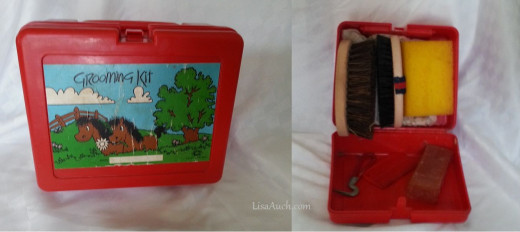 My Original Horse Grooming Kit now 30+ years old
