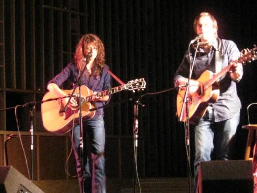 Flint Folk Music Society Concert