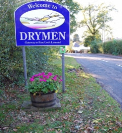Drymen (Dry-men) a Beautiful Scottish Village To Visit when in Scotland
