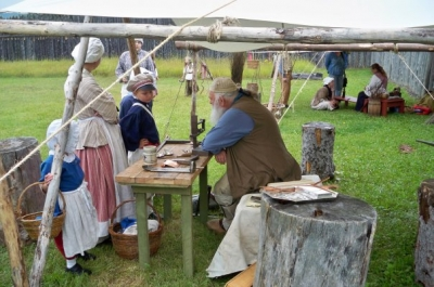 A tinsmith