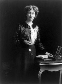 Emmeline Prankhurst
