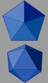 Pentagonal Platonic Solid