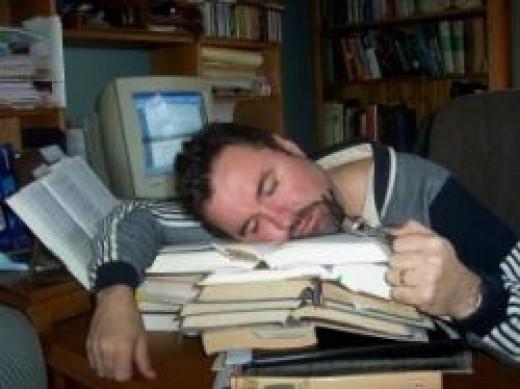 Sleeping on the Job for Public Sleeping Day