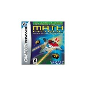 Math Patrol for Gameboy