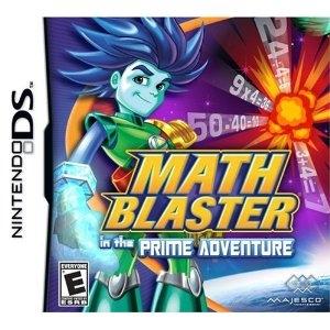 Nintendo DS Math Blaster