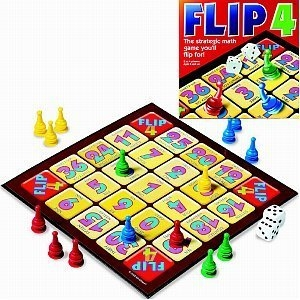 Flip 4 Strategic Game