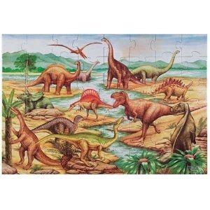 48 Piece Dinosaur Floor Puzzle