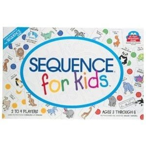 Sequence Educational Game for Kids