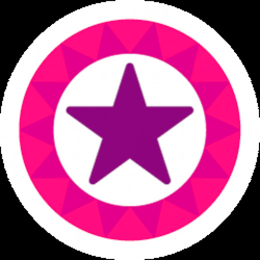 Purple Star Squidoo Award