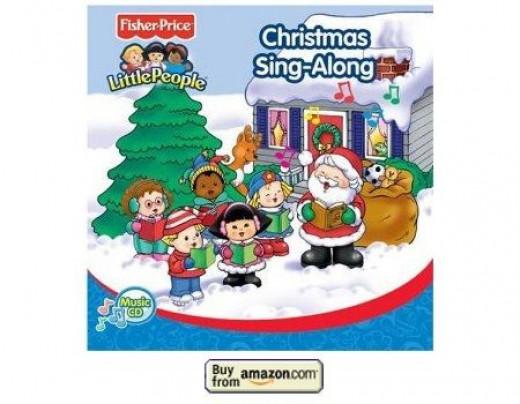 Little People Christmas Sing Along