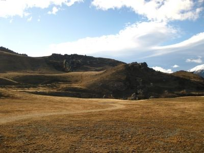Dramatic Landscapes at Flock Hill