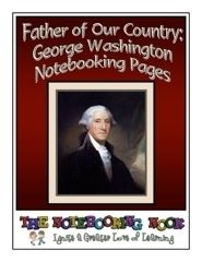 George Washington Notebooking Pages