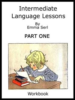 Intermediate Language Lessons Workbook