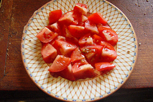 Step 4. Cut the Tomatoes